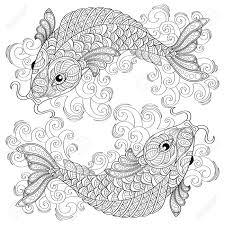 Clarinsbaybloorblogspotcom Kleurplaten Voor Volwassenen Vissen