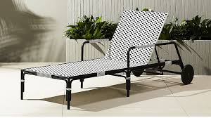 cb2 patio furniture. caprice outdoor chaise lounge chair cb2 patio furniture