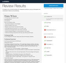 Free Resume Review Impressive Get Our Free Resume Review In 28 Seconds Or Less Ladders