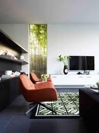 Геометрия в интерьере от Грега Натале greg natale mid century modern living roomliving