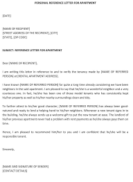 Personal Recommendation Letter 25 Sample Letters And Examples