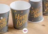 لیوان کاغذی جشن تولد