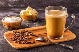 But regular butter or ghee works just fine, and heavy cream can be substituted as well. Bulletproof Coffee Potential Health Benefits Drawbacks