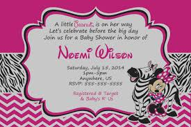 mickey and minnie invitation templates collection of minnie mouse baby shower invitations printables