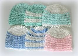 Crochet Newborn Hat Pattern Impressive Charity Newborn Hat Crochet Pattern Easy Crochet Pattern Etsy