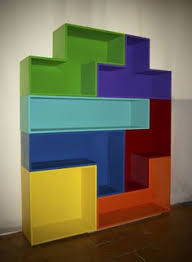 tetris furniture. Tetris Shelves. Would Be So Cute To Have In My Classroom! | Build It Pinterest Shelves, Game Rooms And Room Furniture