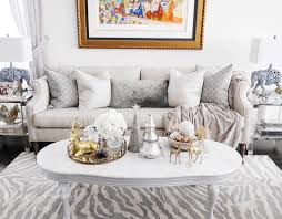 Styling Living Room Christmas Styling Living Room Family Room Coffee Table Brass
