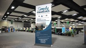 office furniture trade shows. Simply Financials - Tradeshow Banner Office Furniture Trade Shows N