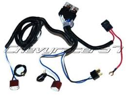 jensen vm9214 wiring harness diagram on popscreen headlight relay wiring harness 2 headlamp light bulb socket plugs 7x6