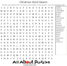 all about christmas words word search | Sub Stuff | Pinterest ...
