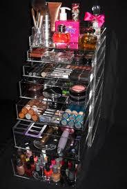 Must Haves: Makeup Organizer + Nail Polish Rack