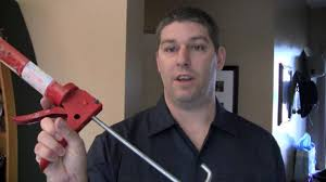 Tips For Caulking Trim How To Use A Caulk Gun And A Secret Youtube