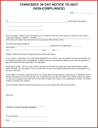 30 day notice to move out letter notice to vacate property template agenda templates for word