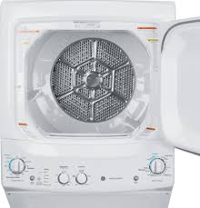 Ge Appliance Service Center Ge Gud27gssjww 27 Inch Gas Laundry Center With 32 Cu Ft Washer