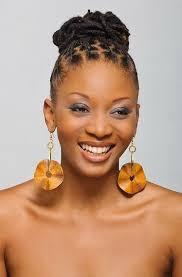 Black Braided Bun Hairstyles African American Bun Hairstyles Cute African American Hairstyles