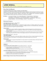 Announcement Template Media Outreach Relations Specialist Resume