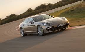 2018 porsche panamera turbo s interior. plain interior 2018 porsche panamera turbo s ehybrid first ride  review car and driver in porsche panamera turbo s interior a