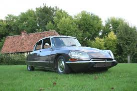 """1974 DS20 """"Ralleye"""" and Rare Traction Cabrio at Upcoming Artcurial ..."""