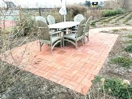 cost of brick patio brick patio ideas and cost brick patios brick patio design ideas brick