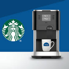 Starbucks Vending Machine Mesmerizing Mars Drinks And Starbucks Enter Workplace Agreement Offer 48 Premium