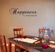 Wall Decorations For Kitchen Happiness Homemade Etsy
