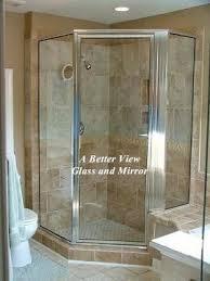 framed glass shower doors. Custom Neo Angle Shower Glass Enclosures Online, Framed Doors C