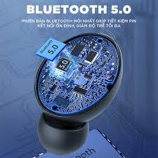 Tai Nghe Bluetooth Cảm Ứng F95 Chất Lượng Cao - Chống Nước IPX7 - Nghe 90h  - Tích Hợp Micro - Tự Động Kết Nối - Tương Thích Cao Cho Tất Cả