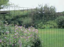 Recinzioni Da Giardino In Metallo : Recinzione da giardino in rete metallo hexanet� betafence