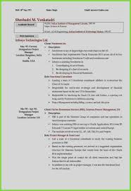Functional Resume Sample Project Manager Best Of Photos 12 Modern