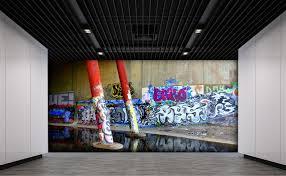 wall mural graffiti wallpaper graffiti