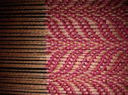 Weaving Loom Patterns Classy Cute Tapestry Weaving Design Simply Baby Bedding Tapestry