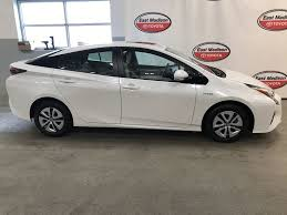 2017 Used Toyota Prius Four at East Madison Toyota Serving Madison ...