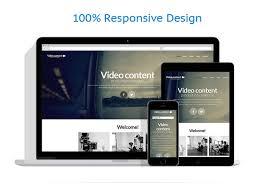 website template video video production website template 52335