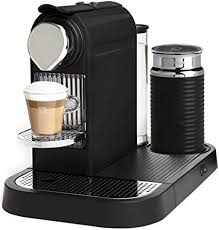 Livivo professional espresso cappuccino coffee maker machine with milk frothing arm for home and office (red). Buy Nespresso D120 Us Bk Ne Citiz Automatic Single Serve Espresso Maker And Milk Frother Limousine Black Online At Low Prices In India Amazon In