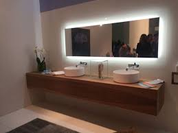 bathroom strip lighting. Bathroom Mirror With High-Efficiency LED Lighting Strip H