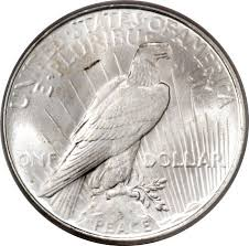 1923 Peace Silver Dollar Value Chart 1923 D Peace Silver Dollar Coin Value Facts