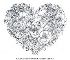23 Valentine Heart Coloring Pages Collections Free Coloring Pages