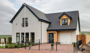 New Homes For Sale In West Linton Springfield Properties Amazing Exterior Homes Property