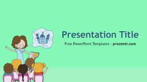 Teaching Powerpoint Backgrounds Free Teacher Powerpoint Template Prezentr Powerpoint Templates
