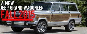 2018 jeep suv. beautiful suv 2018 jeep grand wagoneer fall 2015 las vegas with jeep suv