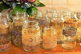 Decorative Things To Put In Glass Jars NOW WHAT'S THE PLAN Side Project DIY Diwali Lights 83
