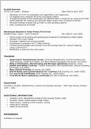 Supervisor Resume Skills Interesting Warehouse Supervisor Resume Examples Free Download