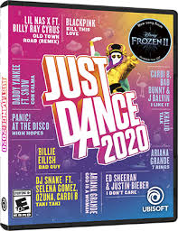Finnish Dance Chart Ubisoft Just Dance 2020