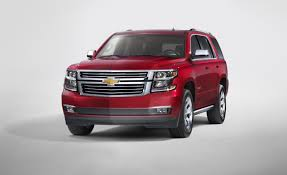 2015 Chevrolet Tahoe Photos and Info – News – Car and Driver