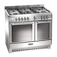 Baumatic Kitchen Appliances Baumatic Bcd925ss 90cm Dual Fuel Range Cooker Twin Cavity With Gas Hob