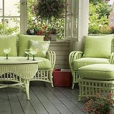 wicker furniture decorating ideas. english cottage decorating decor ideas love the green so soothing furniturewicker wicker furniture