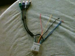 es wiring for factory amp club lexus forums for the es300 they say its for 1992 99 years i m guessing it matches the wide plug that would go into the factrory stereo behind the dash