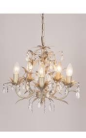 laura ashley lavenham 5 light chandelier avize
