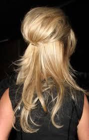 Half Up Half Down Hair Opsteekkapsels Kapsels Opgestoken Kapsel