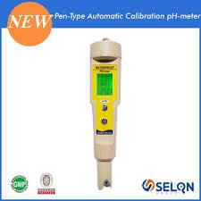 Ph Meter Calibration Selon Ph 618 Lab India Ph Meter Ph Meter Calibration Digital Pen